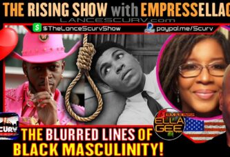 THE BLURRED LINES OF BLACK MASCULINITY!