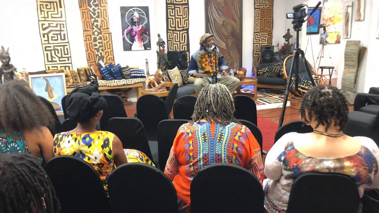BROTHER KESTON RETURNS FROM GHANA! - The LanceScurv Show