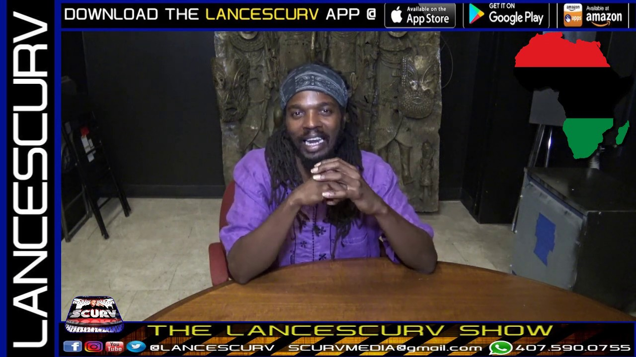 BROTHER MIKE T. FROM GRANDPASECRET GOES DEEP! - The LanceScurv Show