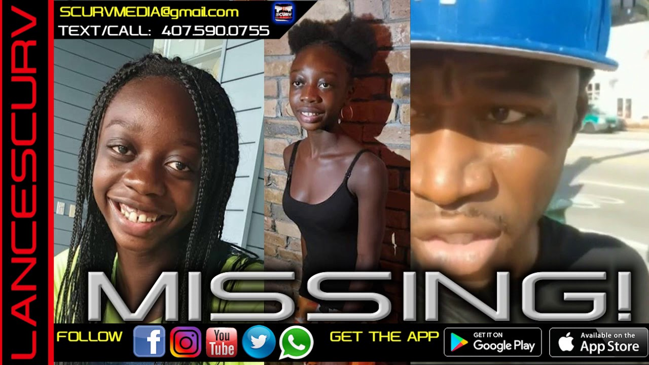 BROTHER POLIGHT'S DAUGHTER MA'AT MISSING: LET'S KEEP OUR EYES OPEN!