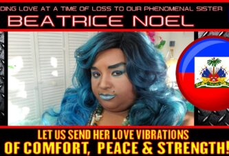 SISTER BEATRICE NOEL: LET US MEDITATE TO KEEP HER IN A PLACE OF COMFORT, PEACE AND STRENGTH!