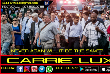 NEVER AGAIN WILL IT BE THE SAME? – CARRIE LUX