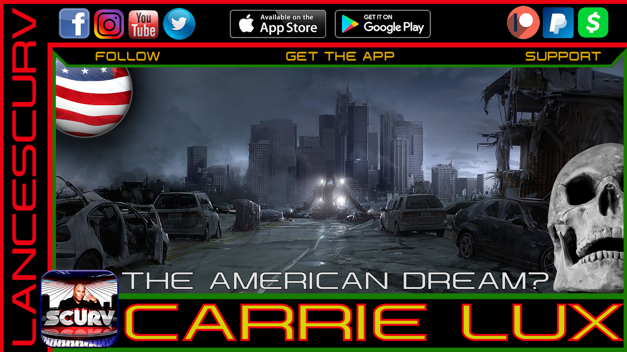 THE AMERICAN DREAM? - CARRIE LUX