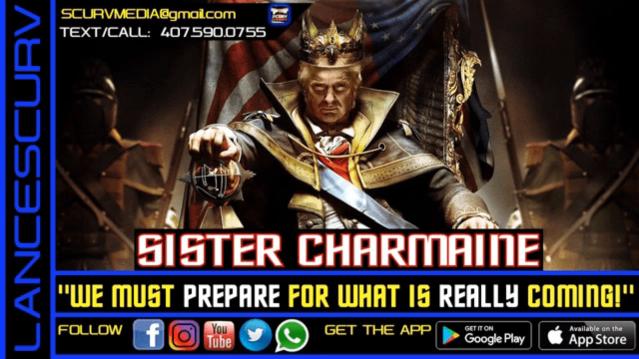 WE MUST PREPARE FOR WHAT IS REALLY COMING! - SISTER CHARMAINE