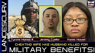 CHEATING WIFE HAS HUSBAND KILLED FOR MILITARY BENEFITS! - SISTER ELOISE