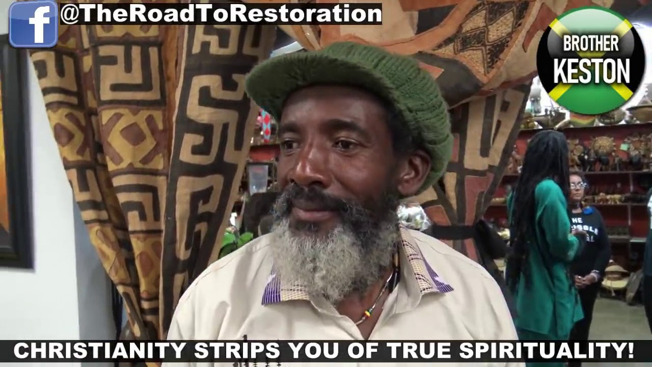 CHRISTIANITY STRIPS YOU OF TRUE SPIRITUALITY! - The LanceScurv Show