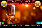 COMEDY NIGHT UNCENSORED: NOT FOR THE FAINT OF HEART OR ANAL RETENTIVE!