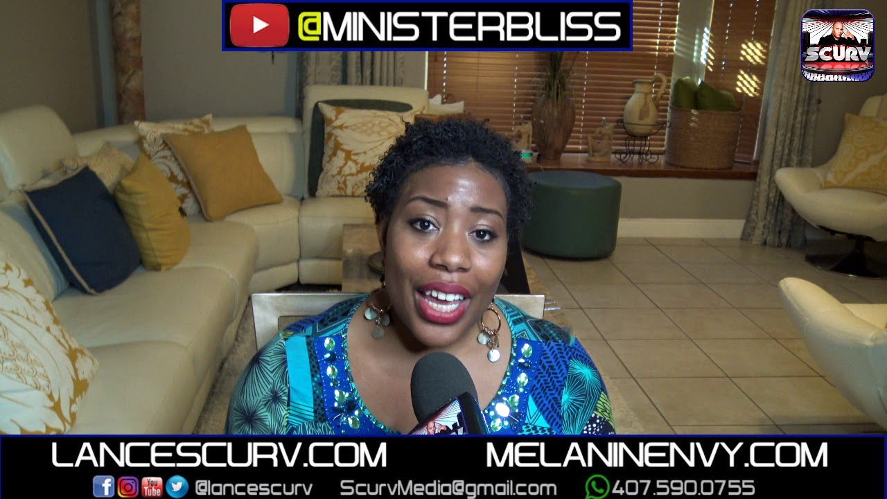 COMMUNICATING WITH RESPECT 101: WHAT SOME OF US NEED TO LEARN! - MINISTER BLISS ON LANCESCURV