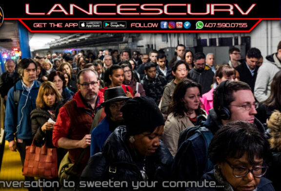 A CONVERSATION TO SWEETEN YOUR COMMUTE!
