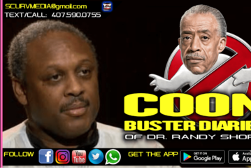 THE COON BUSTER DIARIES OF DR. RANDY SHORT!