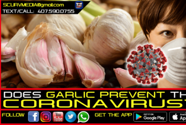 DOES GARLIC PREVENT THE CORONA VIRUS?