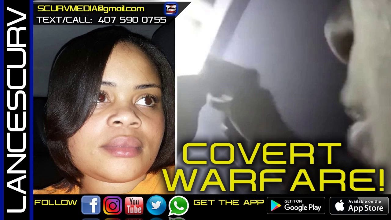 COVERT WARFARE! - The LanceScurv Show