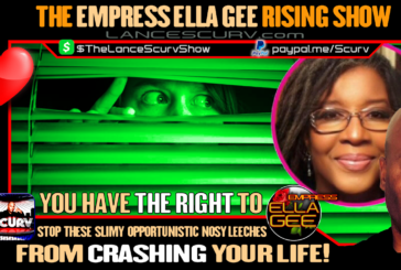 YOU HAVE THE RIGHT TO STOP THESE SLIMY OPPORTUNISTIC NOSY LEECHES FROM CRASHING YOUR LIFE!