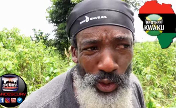 THE CRIMINAL WILL ALWAYS FIND A WAY TO CON YOU! - BROTHER KWAKU/The LanceScurv Show