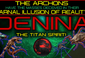THE ARCHONS HAVE THE MASSES DECEIVED IN THEIR CARNAL ILLUSION OF REALITY!