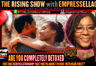 ARE YOU COMPLETELY DETOXED FOR THAT NEW RELATIONSHIP THAT YOU'RE ABOUT TO DIVE INTO HEAD FIRST?