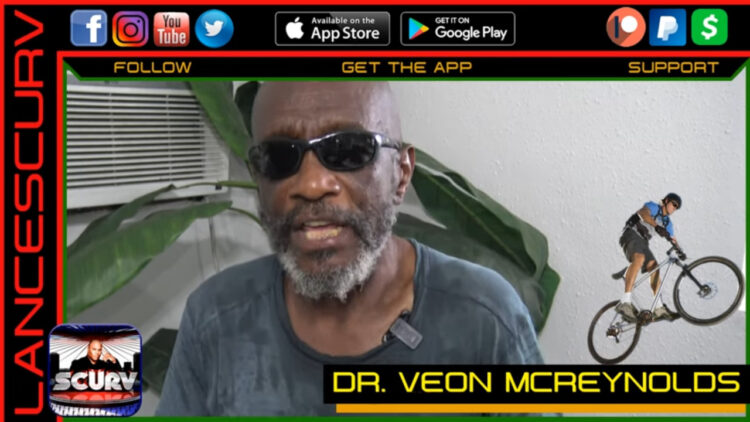 DR. VEON MCREYNOLDS: EXECUTIVE DIRECTOR OF TOUR DE HOOD!