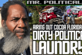AIRING OUT COCOA FLORIDA'S DIRTY POLITICAL LAUNDRY! – The LanceScurv Show