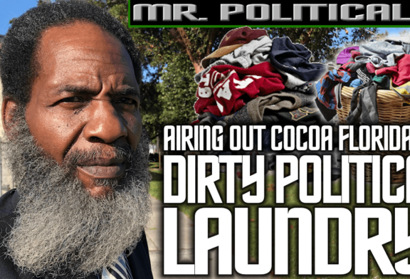 AIRING OUT COCOA FLORIDA'S DIRTY POLITICAL LAUNDRY! - The LanceScurv Show