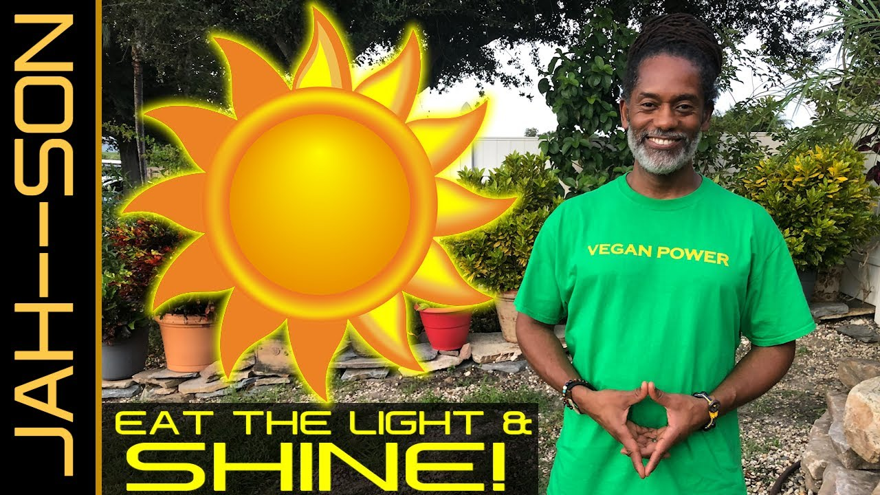 EAT THE LIGHT AND SHINE: FAD DIETS VERSUS LIVIT! - JAH--SON MINISTER OF WHOLISTIC HEALTH