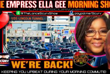 WE'RE BACK!!!! - THE EMPRESS ELLA GEE MORNING SHOW