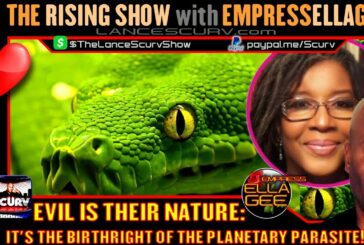EVIL IS THEIR NATURE: IT'S THE BIRTHRIGHT OF THE PLANETARY PARASITE!