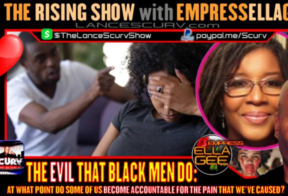 THE EVIL THAT BLACK MEN DO!