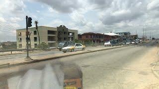 EXPLORING KUMASI GHANA!