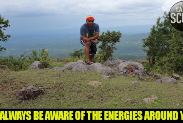 ALWAYS BE AWARE OF THE ENERGIES AROUND YOU! – The LanceScurv Show