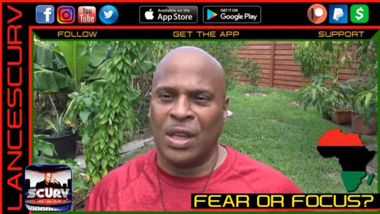 FEAR OR FOCUS?