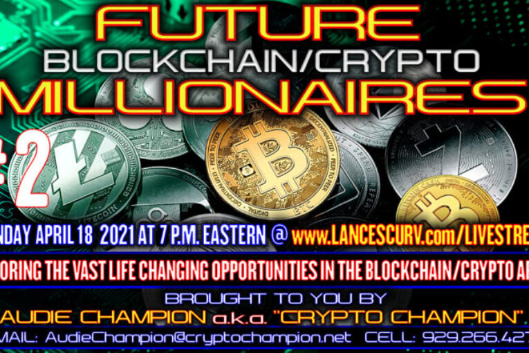 FUTURE BLOCKCHAINCRYPTO MILLIONAIRES EPISODE  # TWO