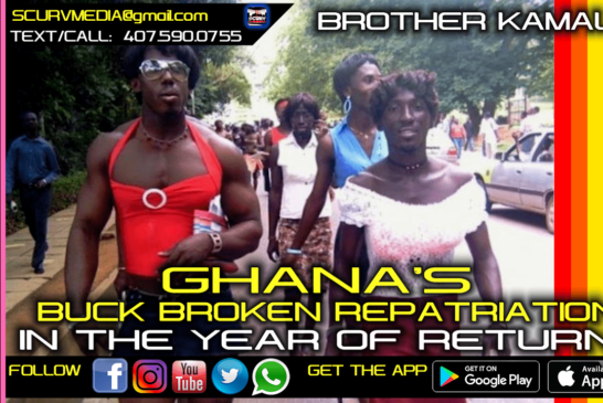 GHANA'S BUCK BROKEN REPATRIATION IN THE YEAR OF RETURN?