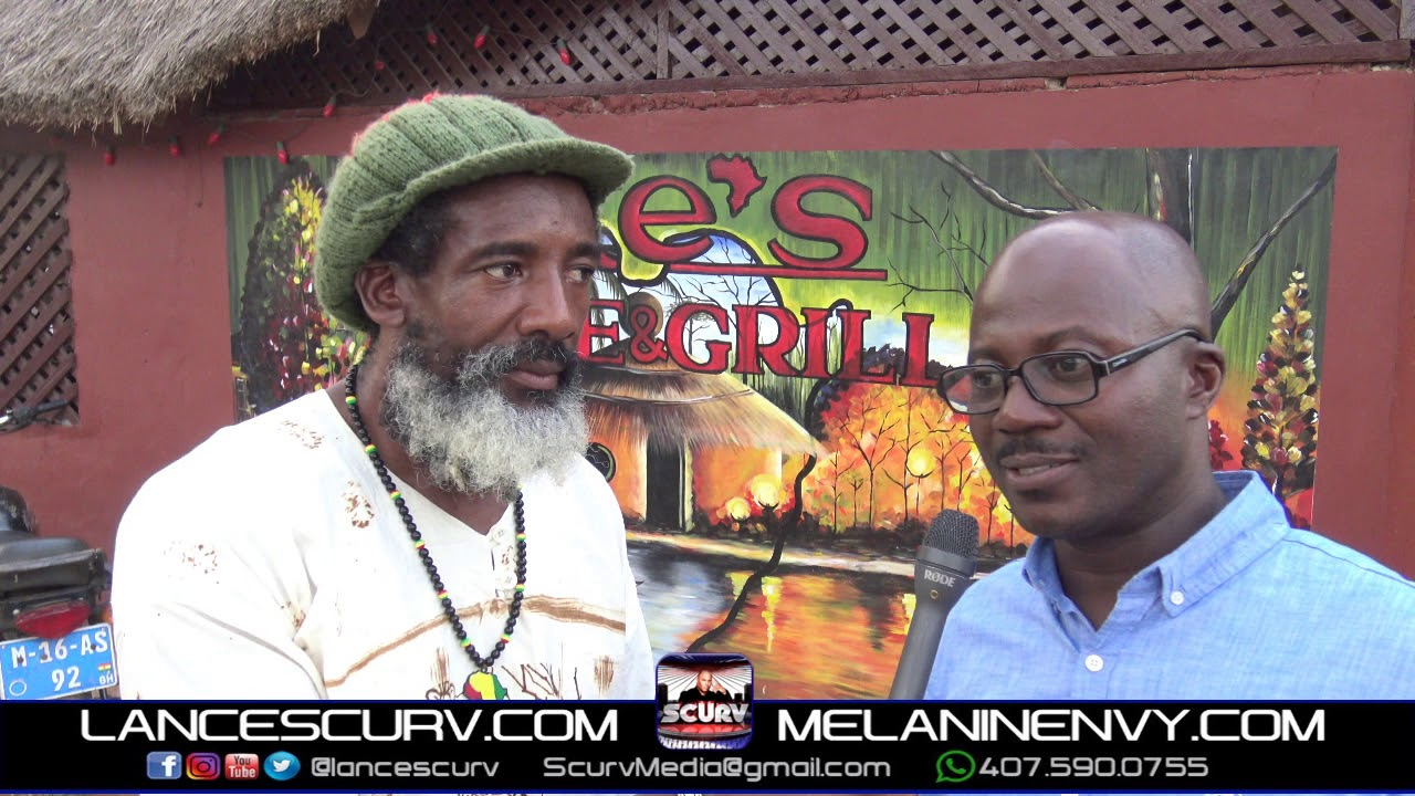 GHANA'S CHIEF NANA INTERVIEWED BY BROTHER KWAKU! - The LanceScurv Show