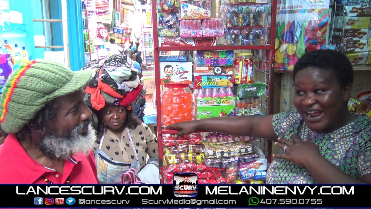 GHANA'S LARGEST MARKETPLACE: AN INSIDE LOOK! - The LanceScurv Show