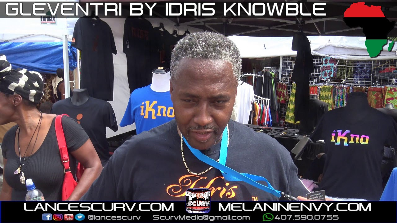 GLEVENTRI BY IDRIS KNOWBLE! - The LanceScurv Show