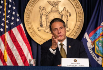 IS CUOMO BEING NEGROED?