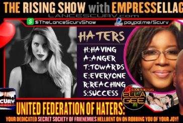 UNITED FEDERATION OF HATERS: YOUR DEDICATED SECRET SOCIETY OF FRIENEMIES!