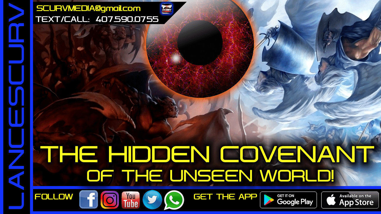 THE HIDDEN COVENANT OF THE UNSEEN WORLD!