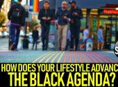 HOW DOES YOUR LIFESTYLE ADVANCE THE BLACK AGENDA? - The LanceScurv Show