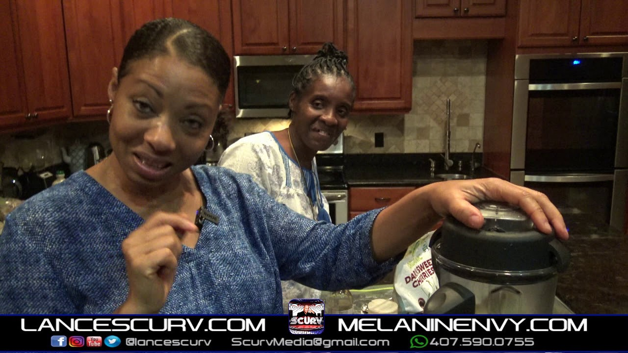 HOW TO MAKE DAIRY FREE VEGAN NICE CREAM! - The LanceScurv Show