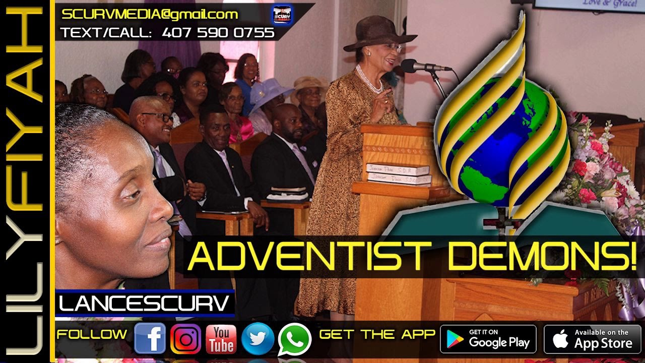 HURRICANE DORIAN & THE SEVENTH DAY ADVENTIST CHURCH DEMONS OF THE BAHAMAS! - The LanceScurv Show