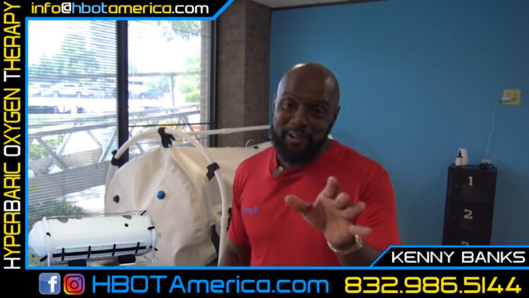 HYPERBARIC OXYGEN THERAPY EXPLAINED BY KENNY BANKS OF HBOTAMERICA.com!
