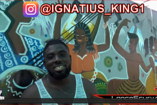 INTRODUCING GHANA'S PREMIERE ACTOR @IGNATIOUS_KING1