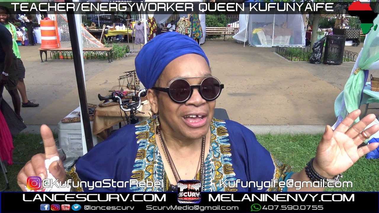 INTRODUCING TEACHER/ENERGYWORKER KUFUNYAIFE! - The LanceScurv Show
