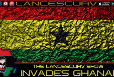 The LanceScurv Show Invades Ghana!