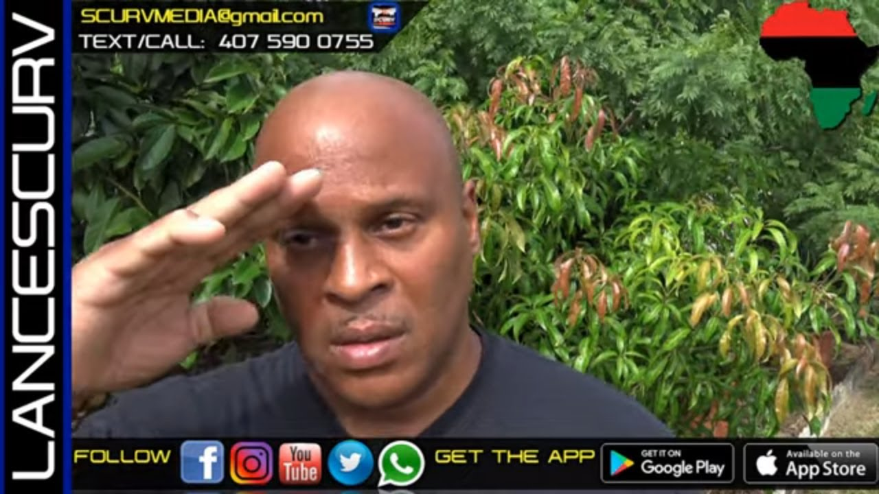 IS IT GAME OVER FOR THE MAJORITY OF BLACK PEOPLE? - The LanceScurv Show