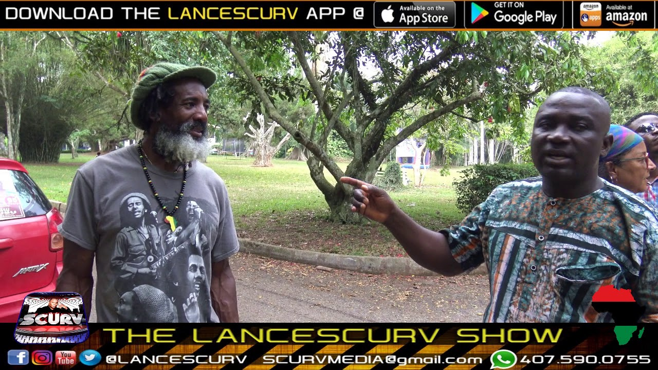 JAMAICA IS BEING RUINED BY THE GREEDY POLITICIANS & DOCILE PASTORS! - The LanceScurv Show