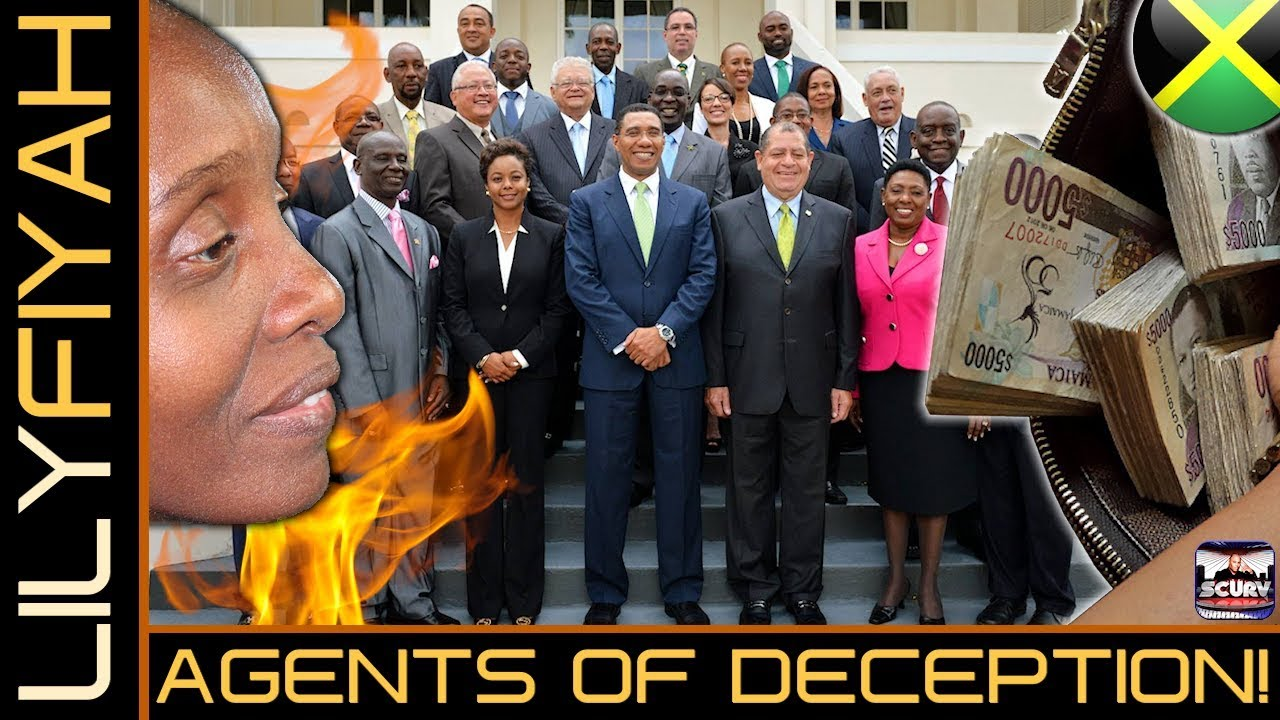 JAMAICAN POLITICIANS ARE NOTHING MORE THAN AGENTS OF DECEPTION! - LILYFIYAH on The LanceScurv Show