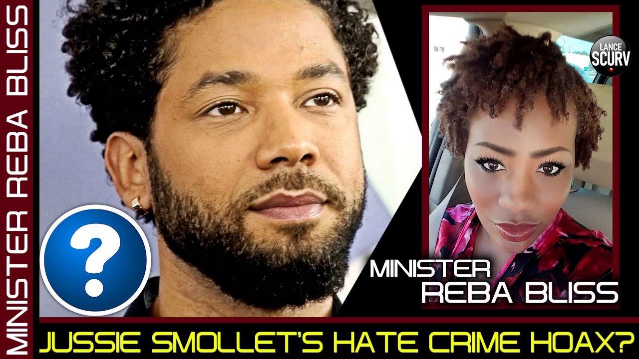 JUSSIE SMOLLET'S HATE CRIME HOAX? - MINISTER REBA BLISS