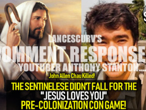 LANCESCURV'S COMMENT RESPONSE TO YOUTUBER ANTHONY STANTON!